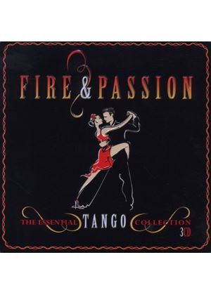 Fire & Passion - The Essential Tango Collection (Music CD)