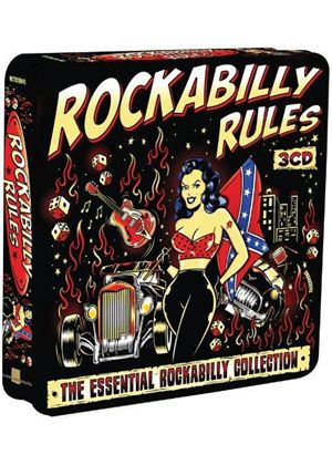 Various Artists - Rockabilly Rules (Music CD)