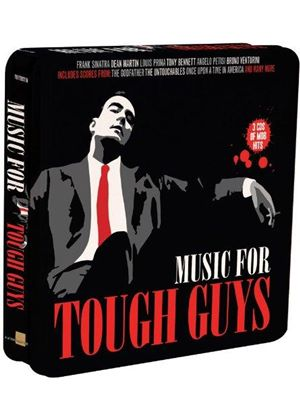 Various Artists - Music for Tough Guys (Music CD)