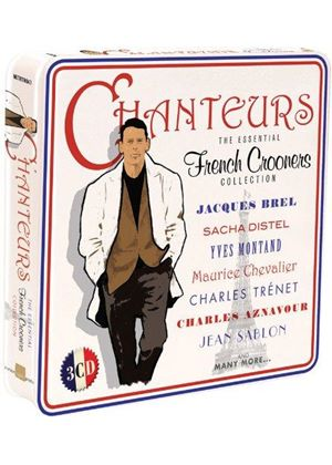 Various Artists - Chanteurs (The Essential French Crooners) (Music CD)
