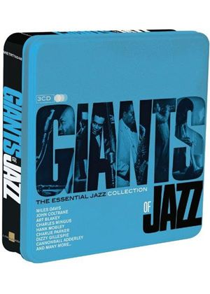 Various Artists - Giants of Jazz (Music CD)