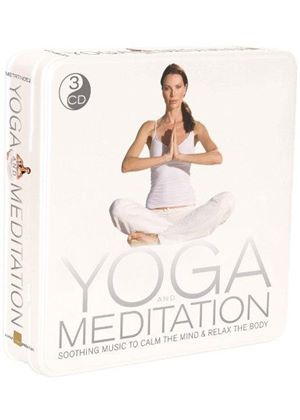Various Artists - Yoga & Meditation [Metro] (Music CD)
