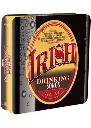 Various Artists - Irish Drinking Songs [Metro] (Music CD)
