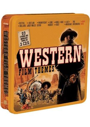 Various Artists - Western Film Themes (Original Soundtrack) (Music CD)