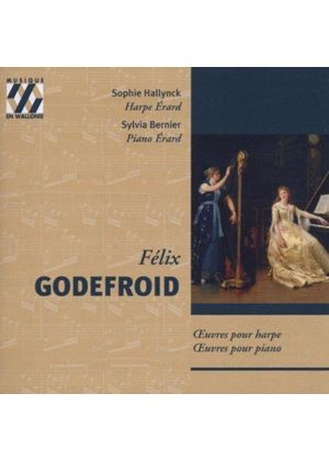 Godefroid: Works for Harp and Piano