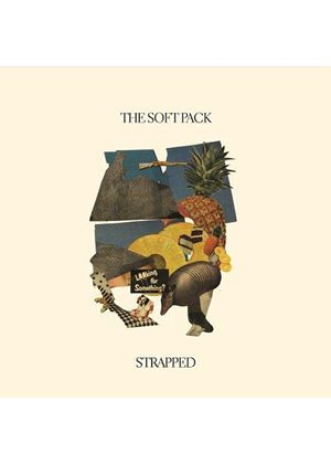 The  Soft Pack - Strapped (Music CD)