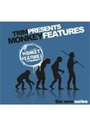 Trim - Trim Presents Monkey Features (Music CD)