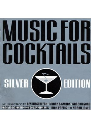 Various Artists - Music For Cocktails (Silver Edition) (Music CD)
