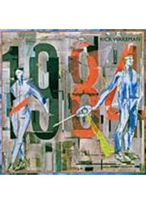 Rick Wakeman - 1984 (Music CD)