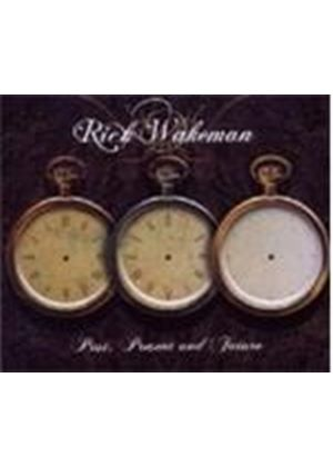 Rick Wakeman - Past Present And Future (Music CD)