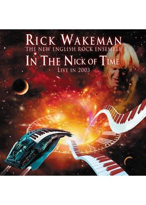 Rick Wakeman - Nick of Time (Music CD)