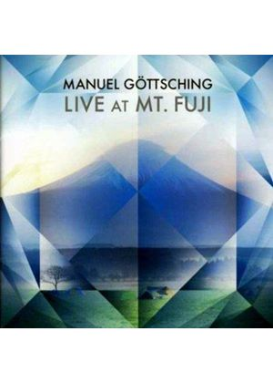 Manuel Göttsching - Live at Mt. Fuji (Live Recording) (Music CD)