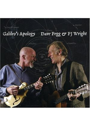 Pegg, Dave & PJ Wright - Galileo's Apology