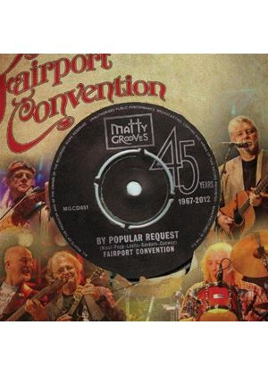 Fairport Convention - By Popular Request (Music CD)