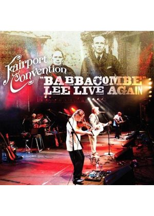 Fairport Convention - Babbacombe Lee Live Again (Live Recording) (Music CD)