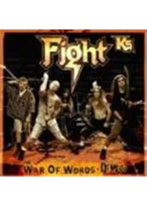Fight K5 - The War Of Words - Demos (Music CD)