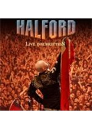 Halford - Live Insurrection (Music CD)