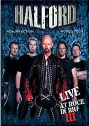 Halford - Resurrection World Tour - Live At Rock In Rio 3 (Blu-Ray)