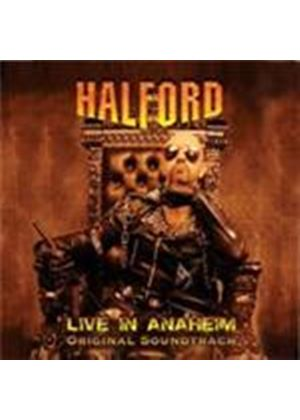 Halford - Live In Anaheim (Music CD)