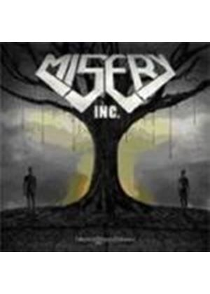 Misery Inc. - Breedgreedbreed (Music Cd)