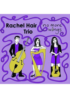 Rachel Hair - No More Wings (Music CD)