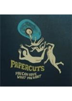 Papercuts - You Can Have What You Want (Music CD)