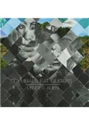 Cymbals Eat Guitars - Lenses Alien (Music CD)