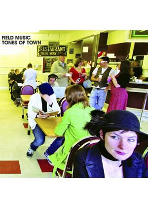 Field Music - Tones of Town (Music CD)