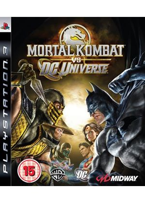 Mortal Kombat vs DC Universe (PS3)
