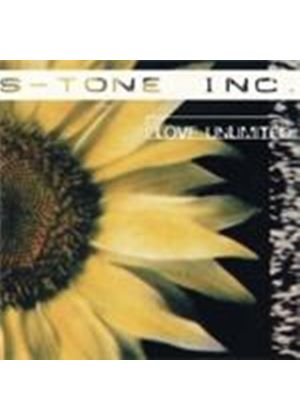 S-Tone Inc. - Love Unlimited (Music CD)