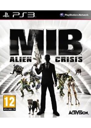 Men In Black - Alien Crisis (PS3)