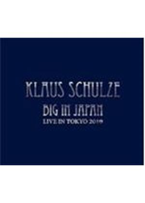 Klaus Schulze - Big In Japan (Limited Edition/+DVD)