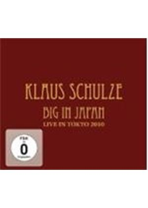 Klaus Schulze - Big In Japan (+DVD)