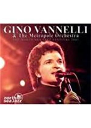 Gino Vannelli - North Sea Jazz Festival 2002 (Live Recording) (Music CD)