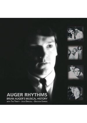 Brian Auger - Auger Rhythms (Brian Auger's Musical History) (Music CD)