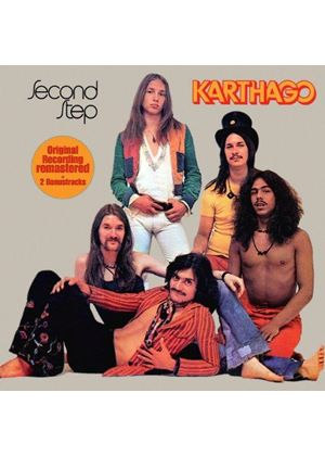 Karthago - Second Step (Music CD)