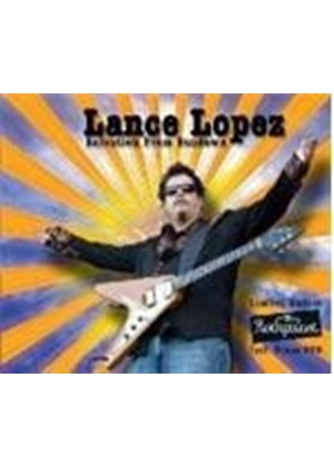 Lance Lopez - Salvation From Sundown (+DVD/Limited Edition)