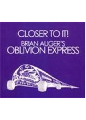 Brian Auger's Oblivion Express - Closer To It/Straight Ahead (Music CD)
