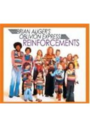 Brian Auger's Oblivion Express - Reinforcements/Search Party (Music CD)