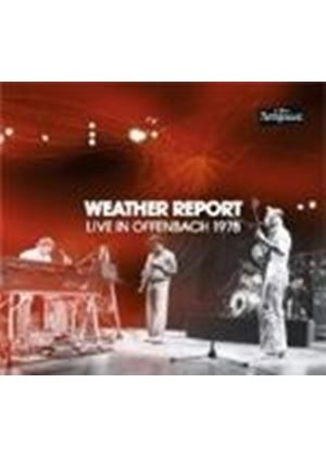 Weather Report - Live In Offenbach 1978 (Music CD)