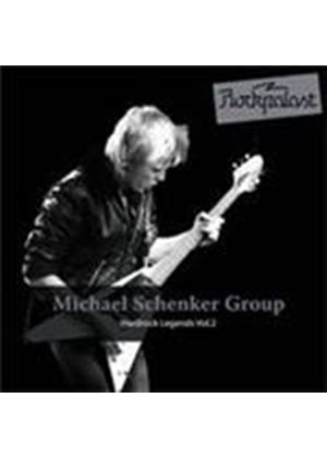 Michael Schenker Group - Hardrock Legends Vol.2 (Music CD)