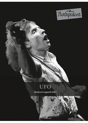 UFO: Hardrock Legends Volume 1
