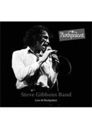 Steve Gibbons - Live At Rockpalast (Music CD)