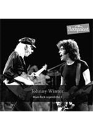 Johnny Winter - Rockpalast - Legends Vol.3 (Music CD)