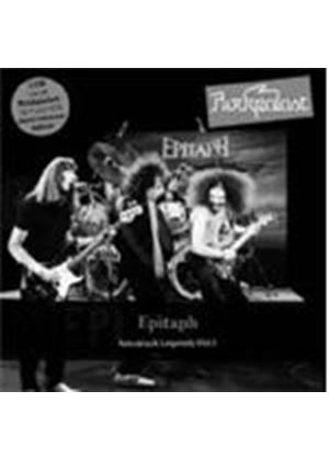 Epitaph - Rockpalast (Krautrock Legends, Vol.1) (Music CD)