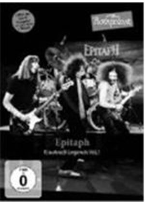 Epitaph - At Rockpalast (+2DVD) [DVD Audio] (Music CD)