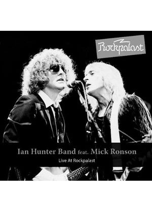 Ian Hunter - Live at Rockpalast (Live Recording) (Music CD)
