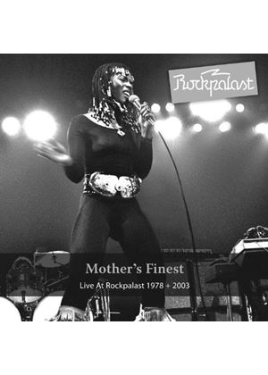 Mother's Finest - Live at Rockpalast (Live Recording) (Music CD)