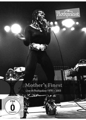 Mother's Finest - At Rockpalast (Live Recording/+DVD)