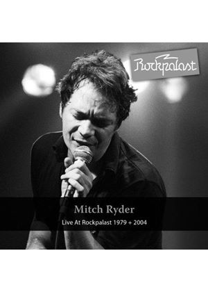 Mitch Ryder - Live at Rockpalast 1979 + 2004 (Live Recording) (Music CD)